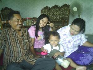 keluarga besar modho