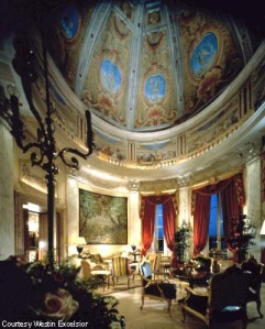 Villa La Cupola Suite, Westin Excelsior, Rome