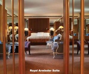 Royal Armleder Suite, Le Richemond, Geneva