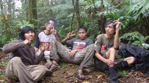 Sampai di Camp II