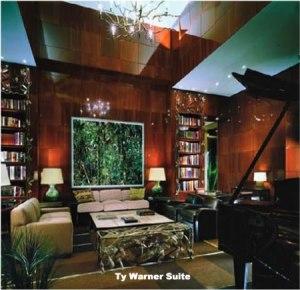 Ty Waner Penthouse, Four Season Hotel