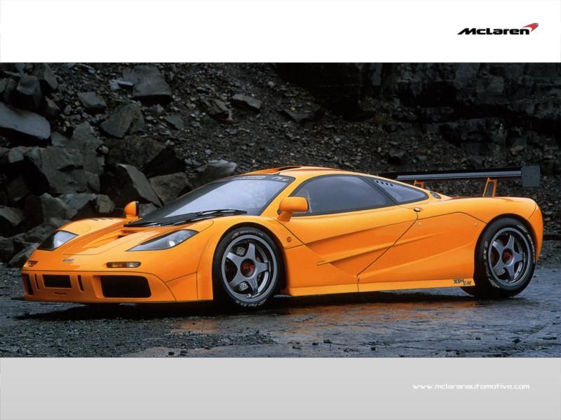 3. McLaren F1 $970,000.