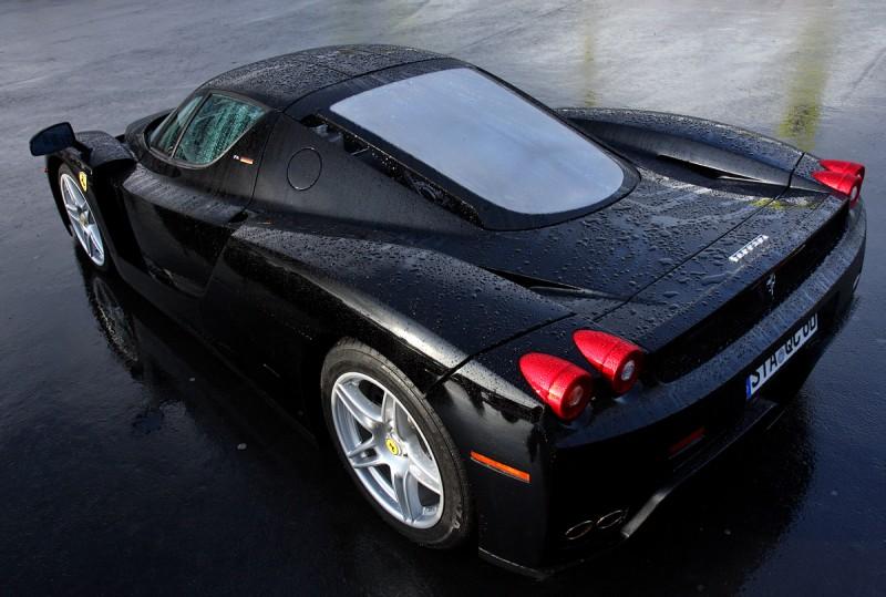 4. Ferrari Enzo $670,000.