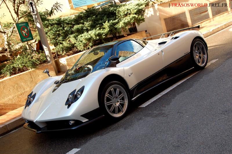 5. Pagani Zonda C12 F $667,321.