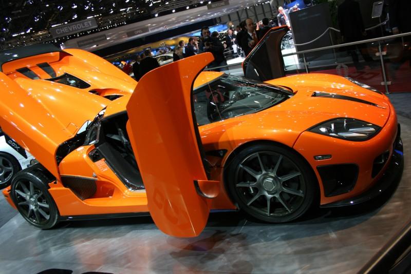 8. Koenigsegg CCX