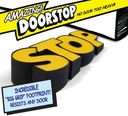 Stop Doorstop ($13.49)